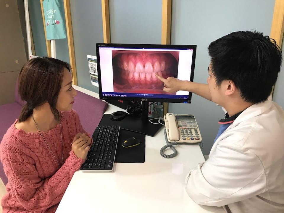 DSD數位微笑設計如何進行-口腔狀況分析報告-制定專屬治療計劃