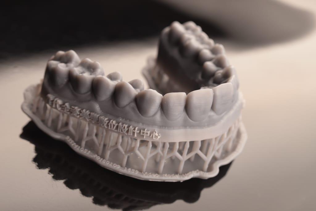 DSD數位微笑設計如何進行-3D模型