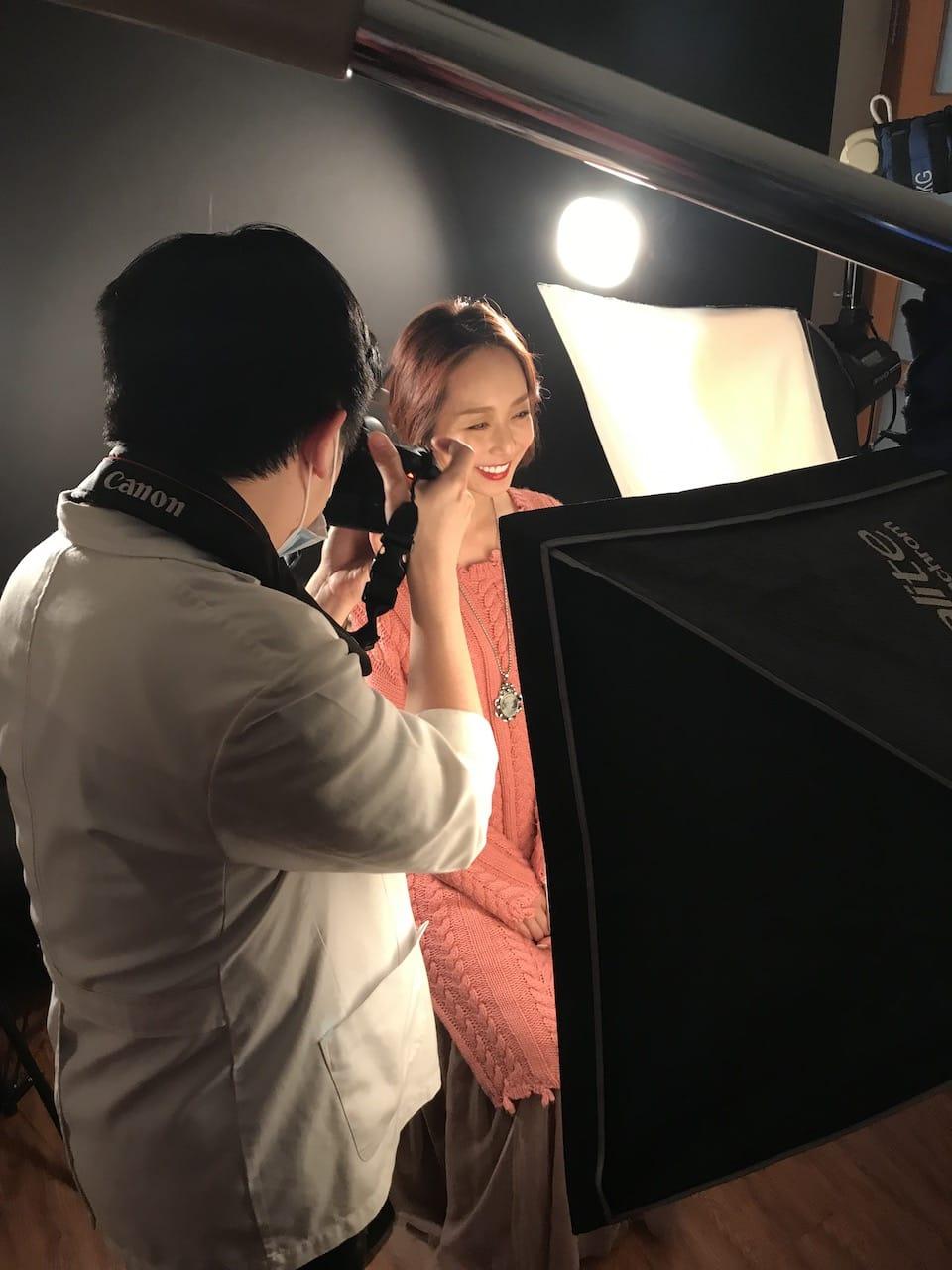 DSD數位微笑設計流程-拍攝瓷牙貼片後笑容
