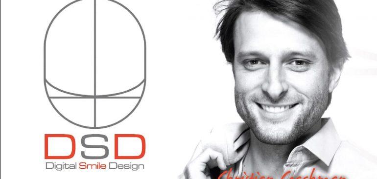DSD數位微笑設計發明人 Dr. Christian Coachman