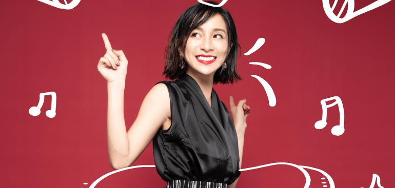 梁凱莉KaiLi 國光女神-寫真-瓷牙貼片推薦-牙齒美白推薦
