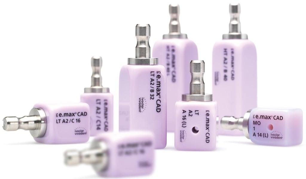 瓷牙貼片價格-牙齒貼片缺點-牙齒美白推薦診所選擇-來自歐洲大廠列支敦士登 lvoclar Vivadent 的emax CAD高品質瓷塊