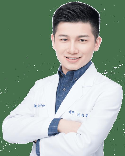 沈志容醫師-桃園陶瓷貼片推薦-前牙美學專家